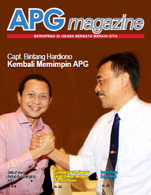 APG Magazine Volume IX