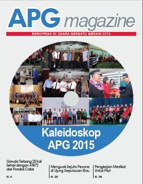 APG MAGAZINE VOLUME XVI