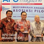 APG Magazine vol 17 Cover