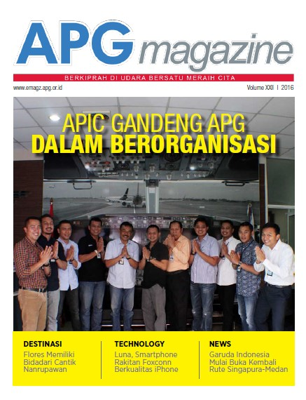 APG Magz vol 22 cover